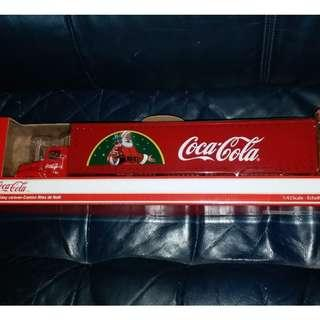 Coca Cola DM Coke Diecast Christmas X'mas Van Collection 可口可樂