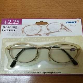 老花眼鏡Reading Glasses+2.25D
