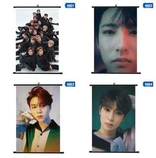 Nct cloth poster