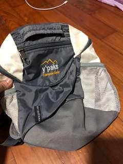Haversack for toddlers