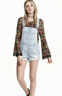 H&M Denim Jumper