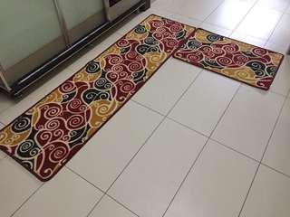 Large & Long kitchen anti slip carpet