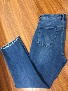 High waist Riders jeans