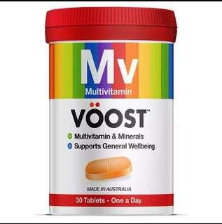 Voots multivitamin