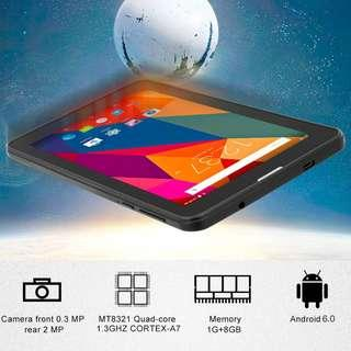 NEW Yuntab 7inch Android 5.1 Tablet Dual SIM card