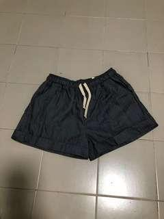 🚚 Brand cotton liner grey short