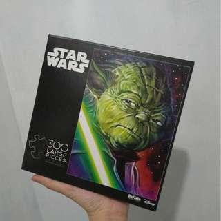 YODA 300塊 PUZZLE YODA 300 Pieces Large Puzzle