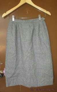 Below the knee skirt