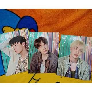 BTS SUMMER PACKAGE IN SAIPAN - Official Individual Posters