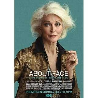 [Rent-A-Movie] ABOUT FACE SUPERMODELS THEN AND NOW (2012)