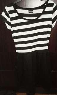 Stripes Dress (Repriced)