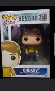 Brand New Funko Chekov (Star Trek Beyond)