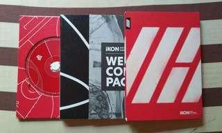 iKON Welcome Back Half Album