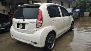 Myvi auto 1.3 cc !!
