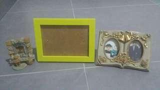 3 Photo Frame