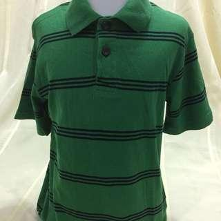 Size 5/6:  Children's Place Green Stripes