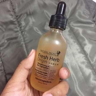 Fresh Herb Origin Serum by Natural Pacific (Korean Brand)