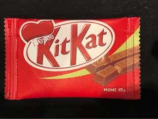 Cute wristlet/multipurpose holder - Kit Kat (large)