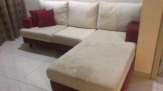 Sofa L Shape Brand Macy & Mitch