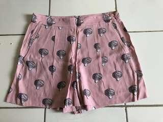 ANNTAYLOR celana pendek cewek pink