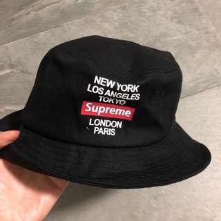 Supreme fisherman hat