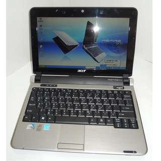 Acer Aspire One D150-1Bb 10.1吋 藍色 二手/中古 輕薄小筆電/筆記型電腦