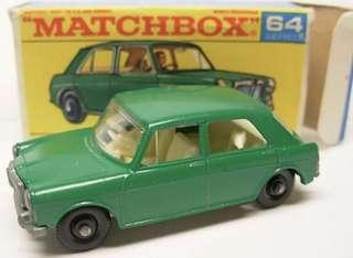 Matchbox 64 MG 1100