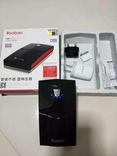 Yoobao Powerbank 13000mah