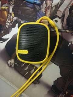 remax portable RX-X2 mini speaker