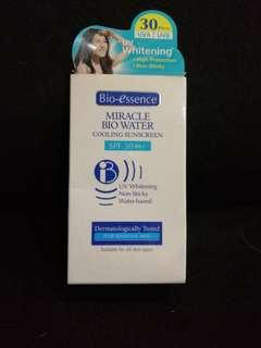 Bio Essence Cooling Sunscreen