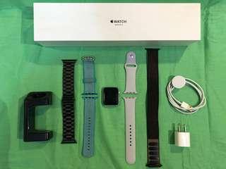 🚚 Apple Watch Series3 42mm 銀色
