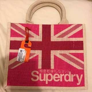 Superdry 手挽袋