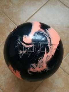 12 lbs Track bowling ball