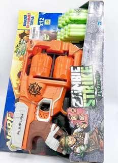 NERF ZOMBIE STRIKE TOY GUN