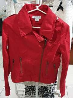 Cotton On Red Coat