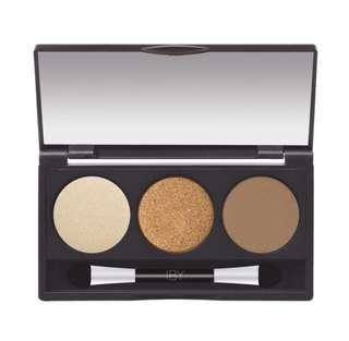 IBY Beauty Three's Company Trio Eyeshadow Palette