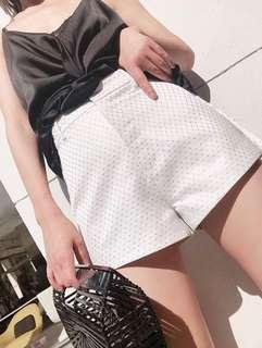 BNWT White Tailor Shorts