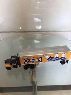 鋁合金貨車模型一輛