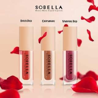 SOBELLA HONEY MATTE LIPSTICK