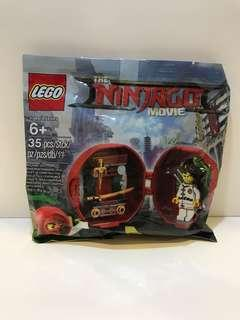 LEGO The Ninjago Movie 5004916 Kai's Dojo Pod
