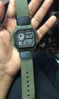 Casio Swatch