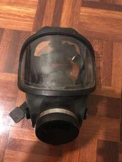 MSA FULL FACE MASK (suitable for display)