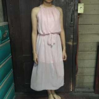 For rent - Pink dress