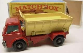 Matchbox 70 Grit Spreader
