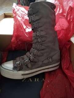 New boots from Zaras