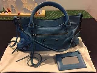 Authentic Balenciaga Classic Mini City Small Bag