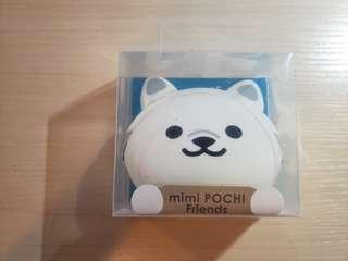 全新 日本品牌 雪橇狗 散紙包