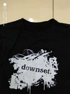 Tshirt band Hardcore Downset