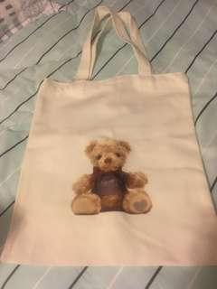 100% new ceramiracle bear bear tote bag