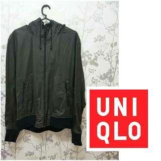 Uniqlo Coated Jacket
